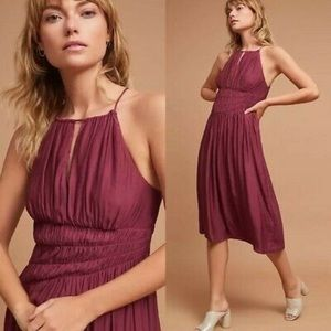 Moulinette Soeurs Anthropologie NWT Juniper Dress